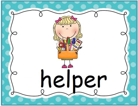 Klastaken: helper. Polka dot © Sarah Verhoeven