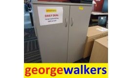 Ex corporate filing cupboards DAILY DEAL $160