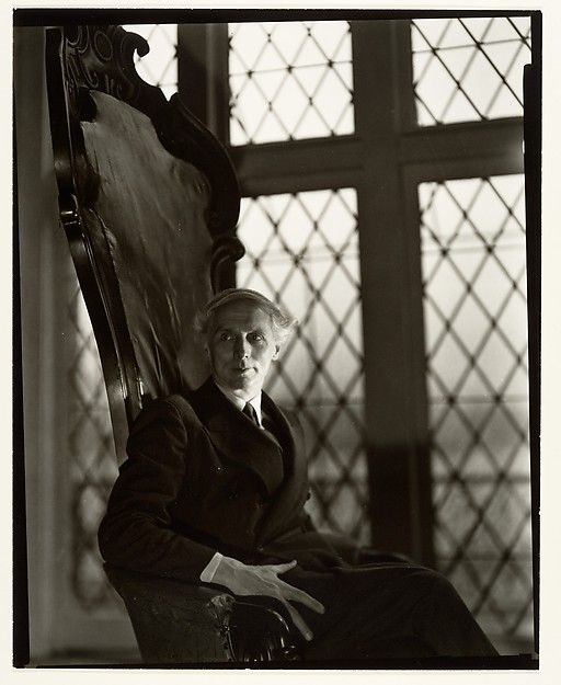 Max Ernst as photographed by Berenice Abbott, gelatin silver print, circa 1931.