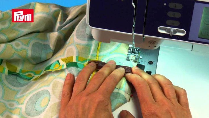 Βίντεο με οδηγίες για την δημιουργία τσάντας με πάτο και χερούλια Prym