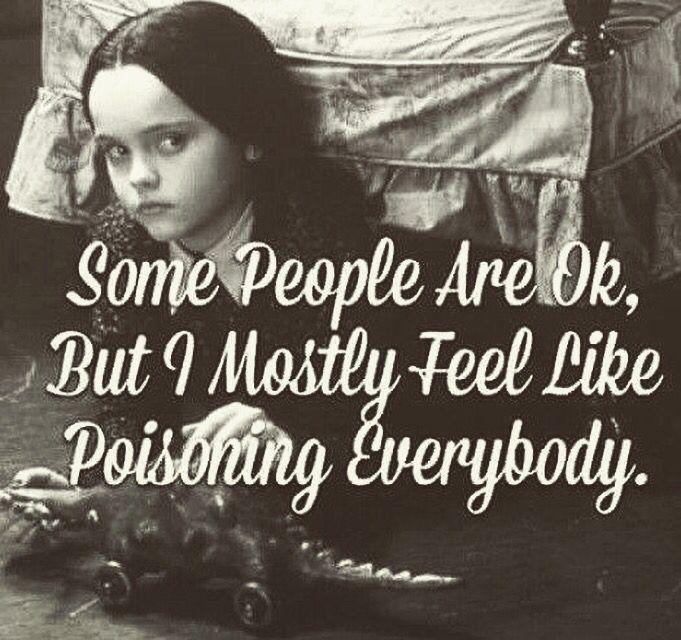 Mostly I do