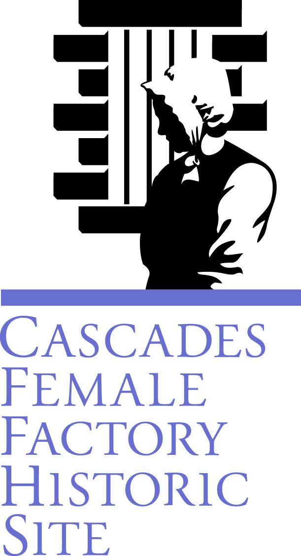 Cascades Female Factory Historic Site logo
