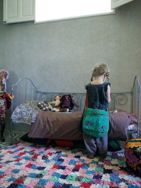 Tanger : impression marocaine   MilK - Le magazine de mode enfant