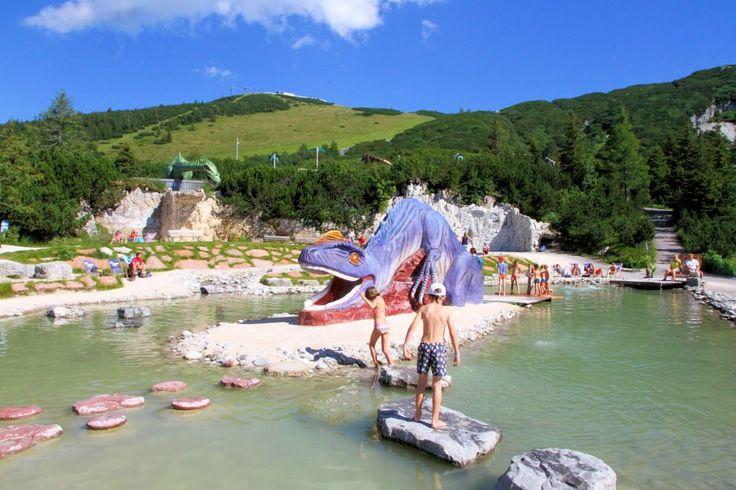Dalle du parc triasique   – Österreich