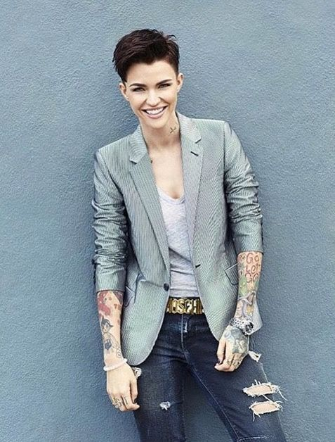 Ruby Rose as Stella Carlin                                                                                                                                                     More