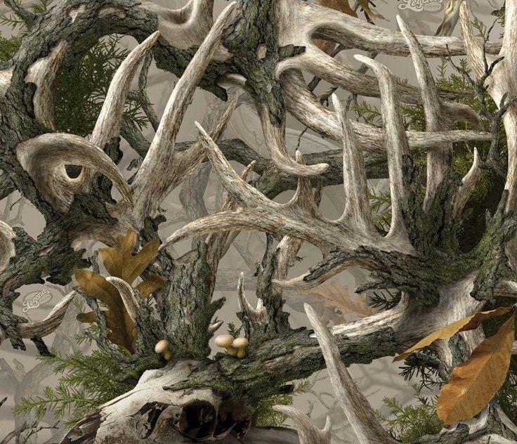 Is this cool Camo wallpaper, Deer skulls, Camo tattoo