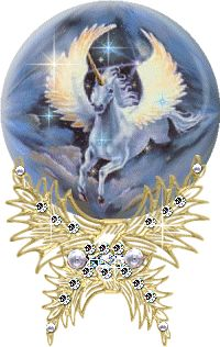 Unicorn glitter gifs