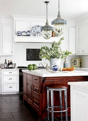 Find This Pin And More On Itu0027s A Match: Mismatched Cabinets.
