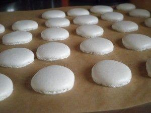 Grundopskrift macarons