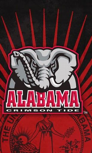 Alabama Crimson Tide  | View bigger - Alabama Crimson Tide LWP (B) for Android screenshot