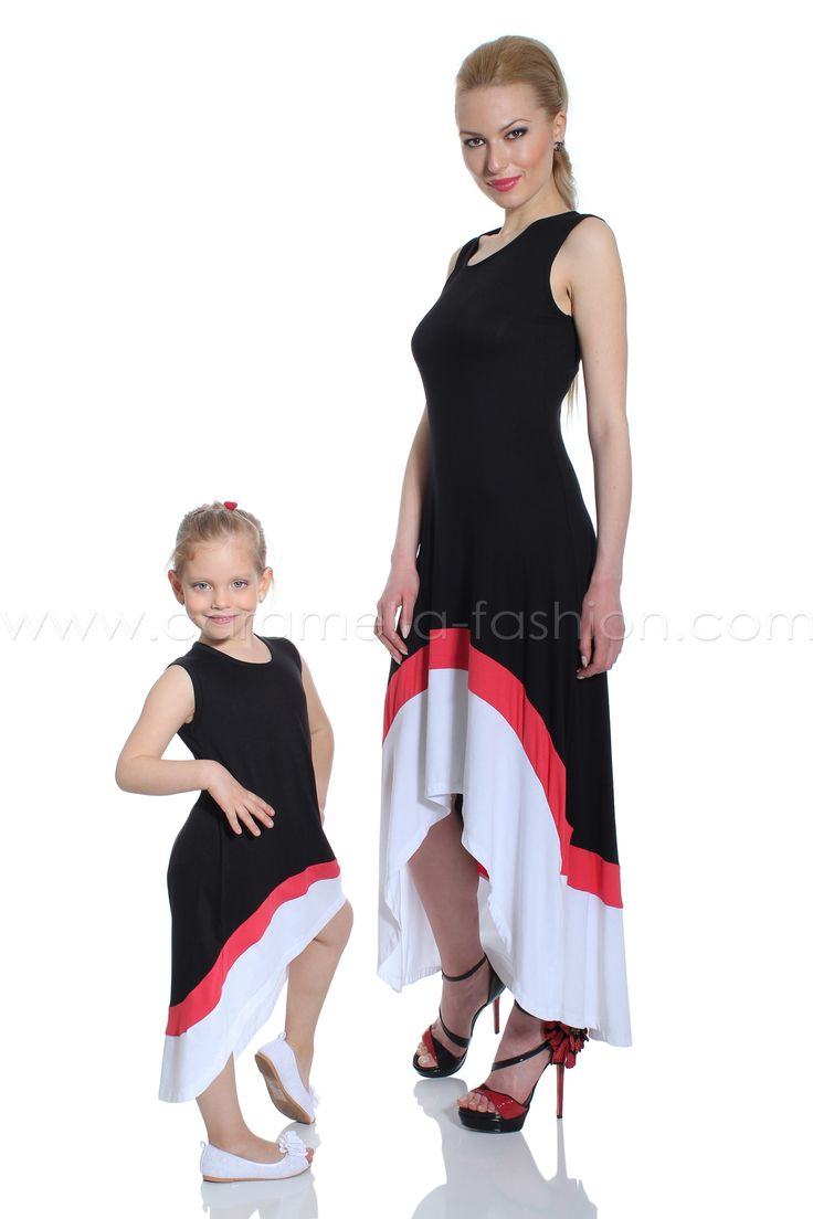 """Dress """"Romance"""" - a stunning asymmetric style, which is suitable for different occasions. Soft and tender cotton feeling. Find more about it at: http://caramella-online.com"""