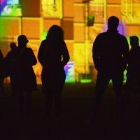 #schlosslichtspiele zum 300. #stadtgeburtstag von #karlsruhe  #ka300 #schlossgarten #zkm #art #artsy #design #artdesign #architektur #architecture #architekturfotografie #event #building #karlsruherocks #karlsruhetweets #globale #stadtgeburtstag #lichtspiele #projektion #illumination #lightshow #bwjetzt #bawu #visitbawu #schloss #summernights #terrific
