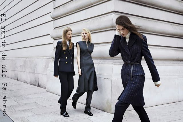 #zara #fall #winter #fashion #moda #style #otoño #invierno #2013 #ideas #fashionblog #catalogo #lookbook