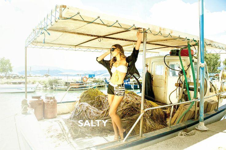 Greek summer is SALTY...
