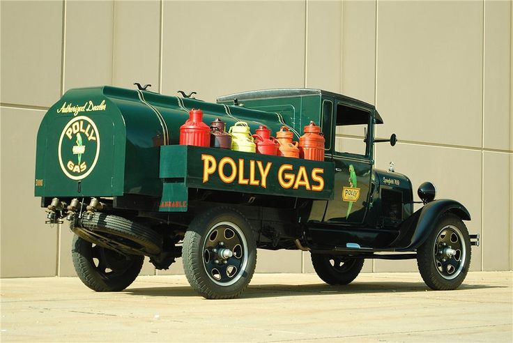 1929 FORD AA FUEL TRUCK - Barrett-Jackson Auction Company - World's Greatest Collector Car Auctions