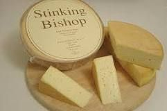 Stinking Bishop - The stinkiest cheese ever...must order.