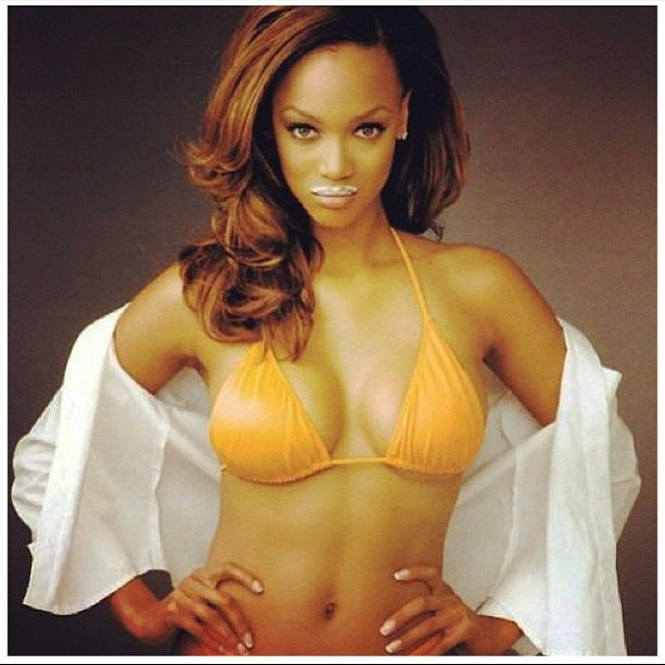 Tyra Banks Agency: Wanna Know The Secret 2 My #Fierce & Delicious Got Milk