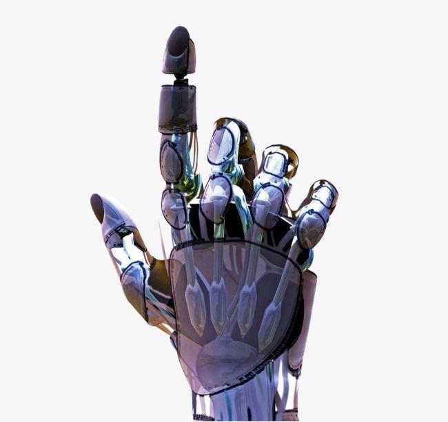 Robotic Hand By Digitalwideresource D9n72vu Png 1024 524 Robot Hand Cyborg Robot Arm