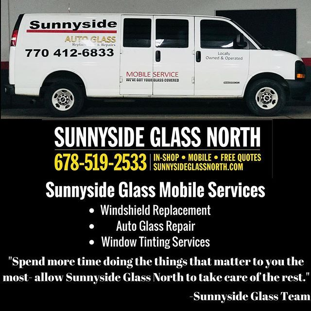 Windshield Replacement Quote Enchanting 11 Best Sunnyside Glass North Images On Pinterest