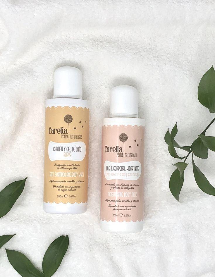 Natural skin care baby & Kids www.carelia.es
