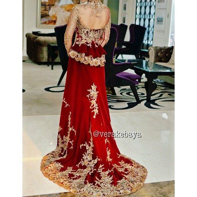Fitting 60% #kebaya #pengantin #wedding #weddingdress #verakebaya  (di Rumah Kebaya Vera Anggraini)