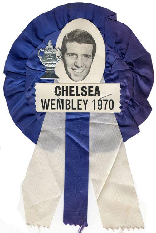 Chelsea 1970 rosette