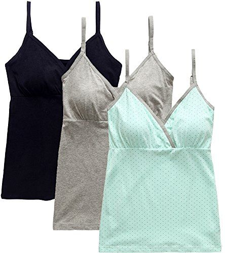 Nursing Tank Tops, Maternity Nursing Bras Camisole Pajama... https://www.amazon.com/dp/B01K1PATH2/ref=cm_sw_r_pi_dp_x_zO1vybYGAYT8N