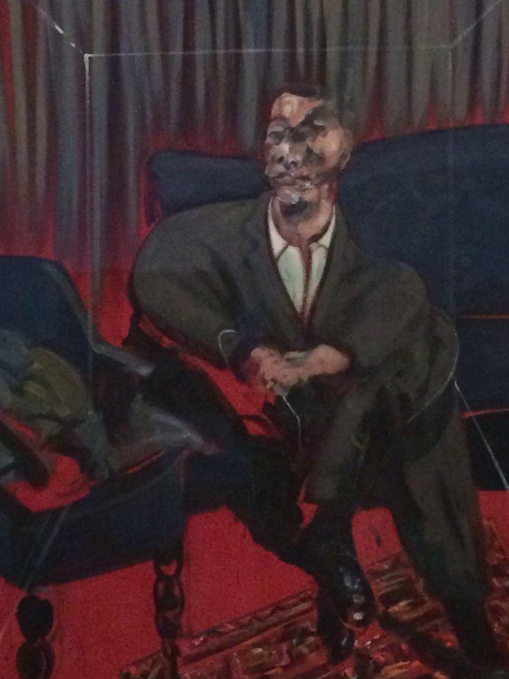 Francis Bacon . Tate modern