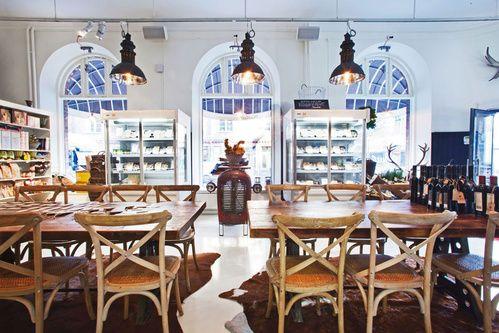 Un restaurant de boulettes de viande: Meatballs for the people à Stockholm