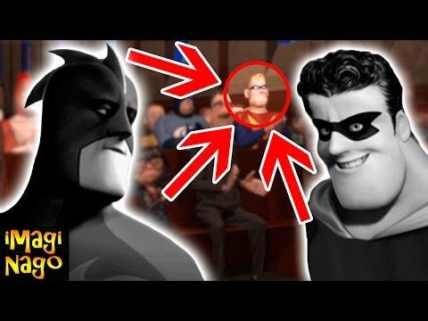 Os Incríveis: Conheça os outros Heróis - YouTube