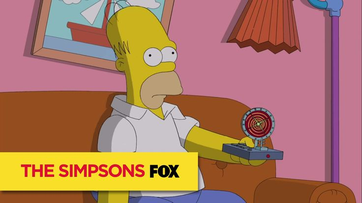 """THE SIMPSONS 