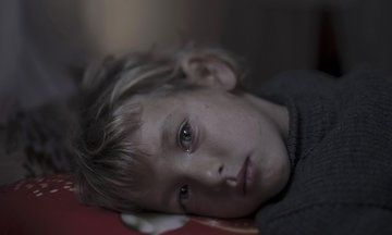 Heartbreaking Photos Show Where Refugee Children Sleep | The Huffington Post