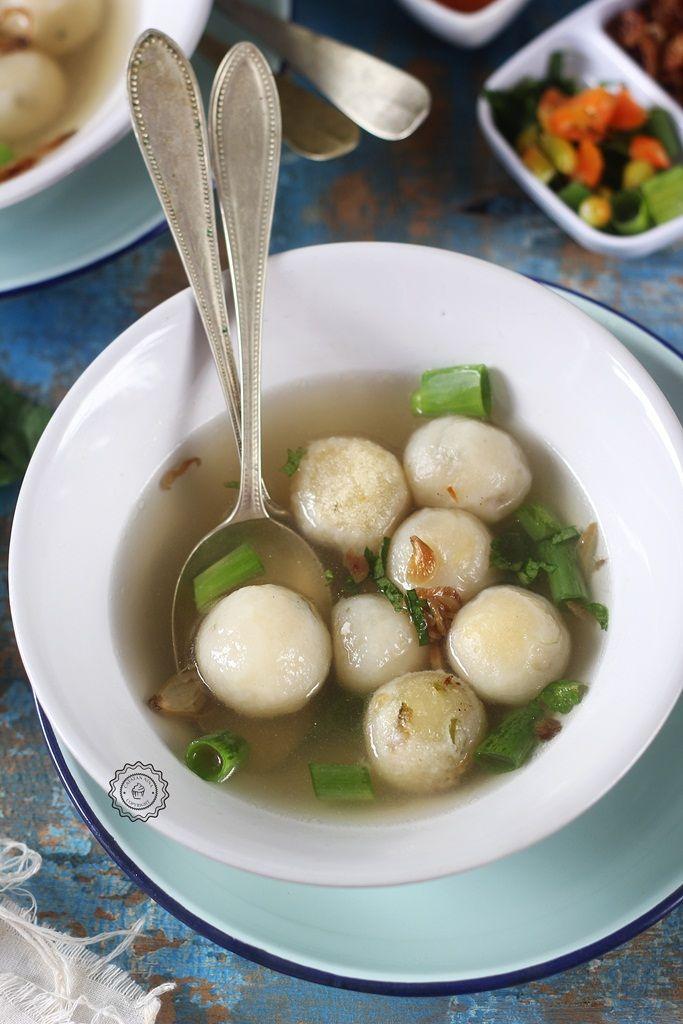 Cilok Kuah Catatan Nina Resep Masakan Resep Makanan Masakan