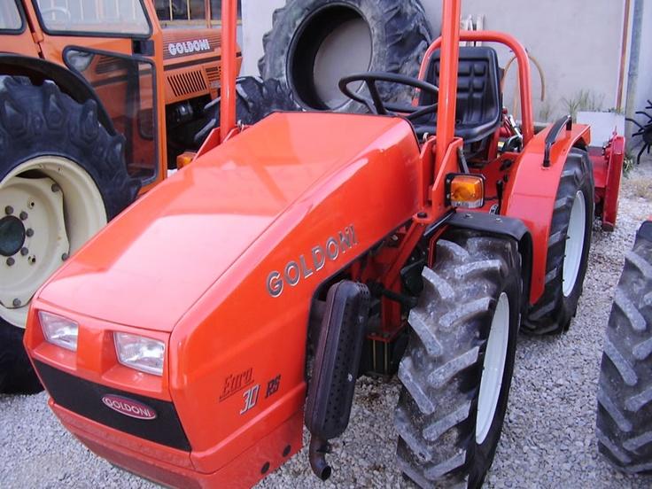 Il mio trattore