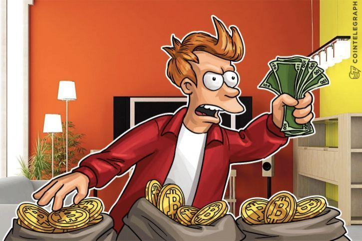 Bitcoin's value is soaring. Over recent months, the