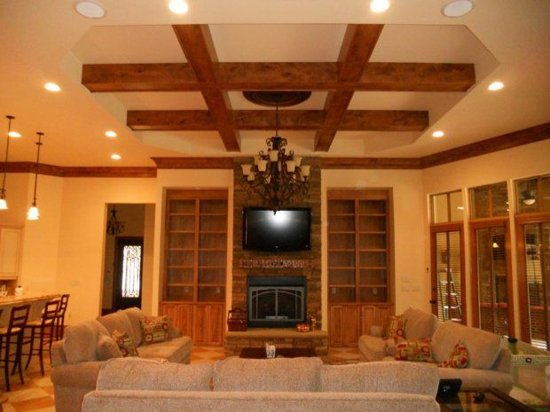 25 best ideas about wooden ceiling design on pinterest for Decoration faux plafond