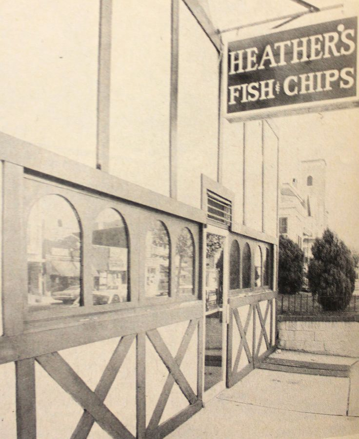 Heather's Fish and Chips in Kearny NJ 1980's | Vintage Hudson County New Jersey | Pinterest