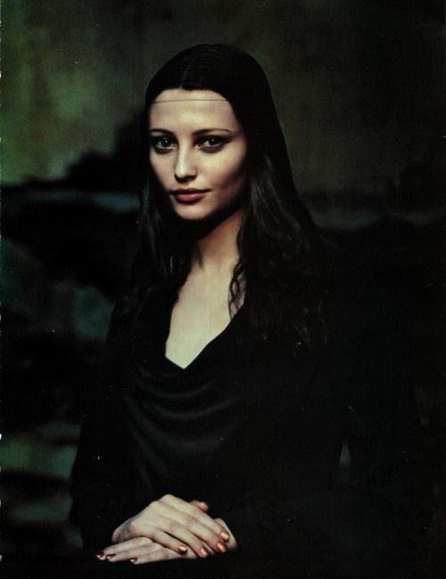 Photographed by Mario Sorrenti for Yves Saint Laurent ad campaign, 1998