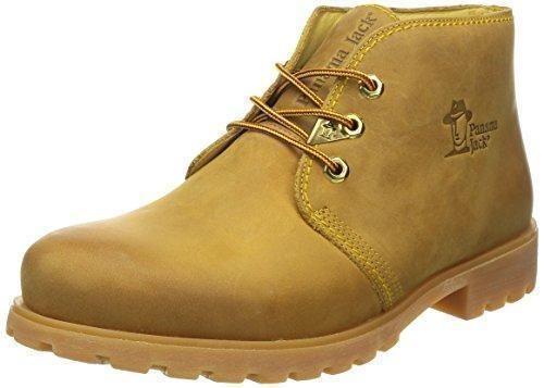 Oferta: 155€ Dto: -35%. Comprar Ofertas de Panama Jack - Botas de cuero hombre, color amarillo, talla 42 barato. ¡Mira las ofertas!