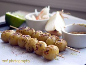 My Creative Flavors: Foodbuzz 24X24 : A Tandoori Feast Party to Welcome Spring !