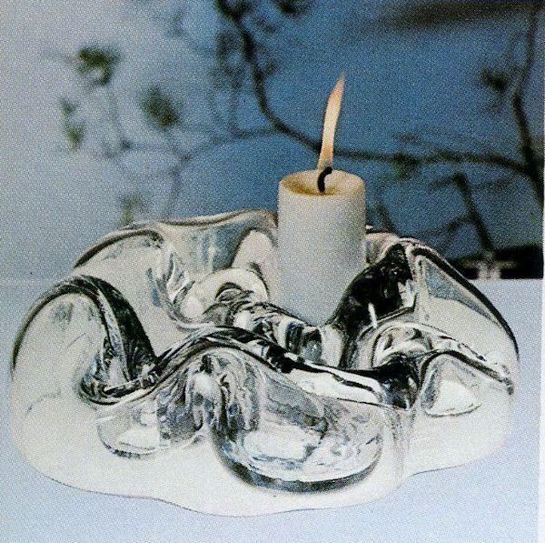 Kuukävely / Moonwalk. Designer: Helena Tynell. Arkisto: Riihimäen Lasitehdas Oy (1976).