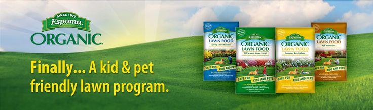 Organic Lawn Fertilizer for Organic Lawn Care
