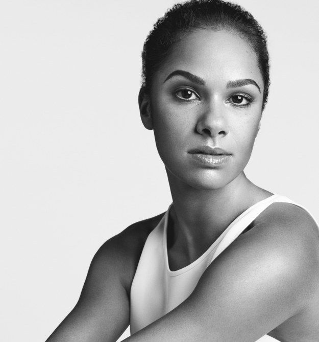 Misty Copeland was named the American Ballet Theater's first black female principal dancer in the company's 75-year history #wcw