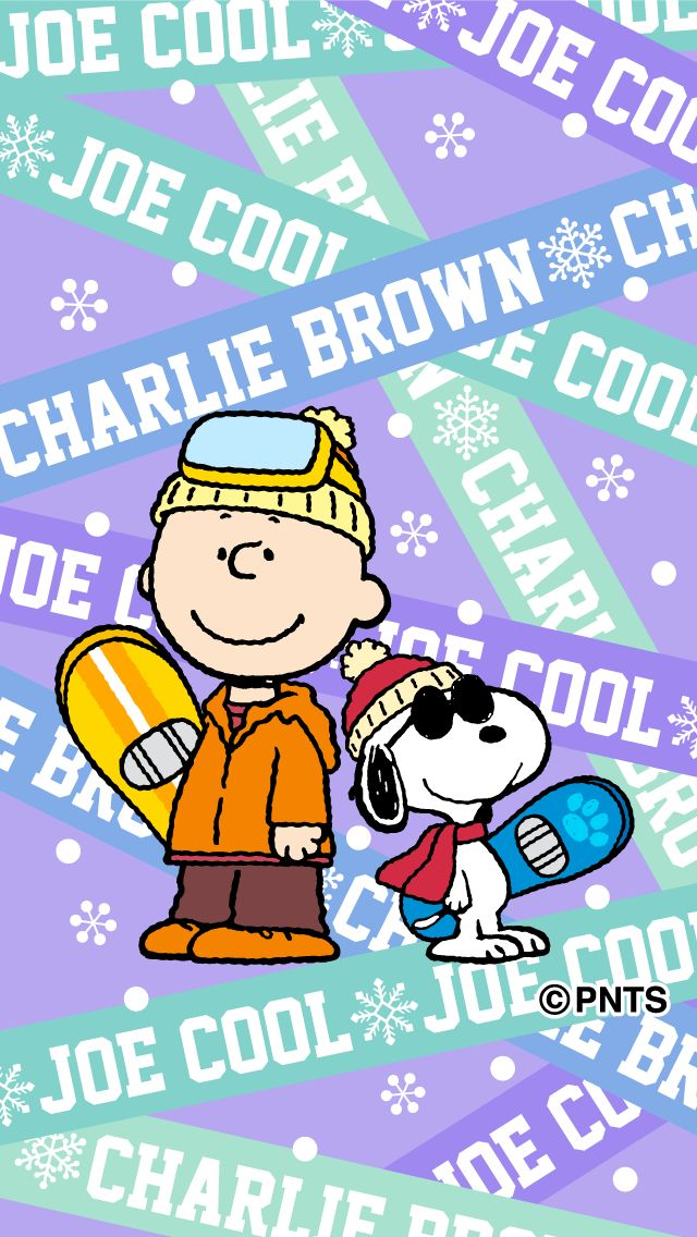 Joe Cool and Charlie Brown