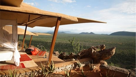 Luxury Kenya vacation