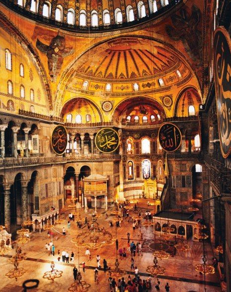 There is no sure way, these days, to beat the lines at Hagia Sophia, the exquisite mosque turned museum in the old City.