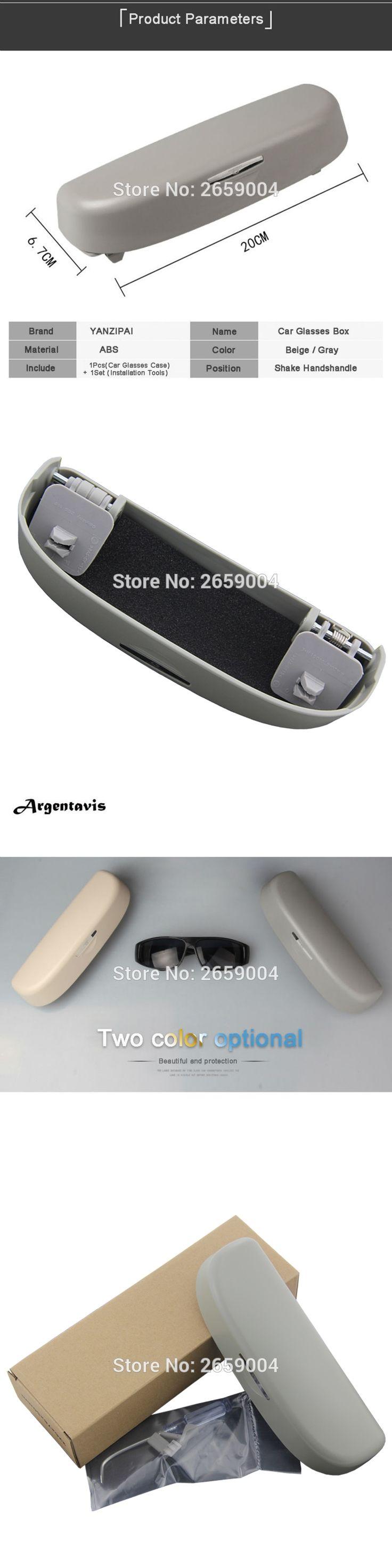 Car Sunglasses Storage Box For Audi A1 A3 A4 A5 A6 A7 A8 A8L Q3 Q5 Q7 S3 S4 S5 S6 S7 S8 TTS RS4 RS5 Auto Accessories