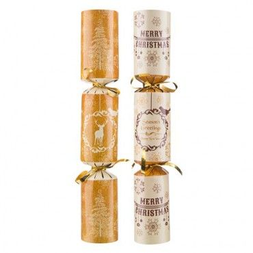 Christmas Crackers Adult 6 Pack