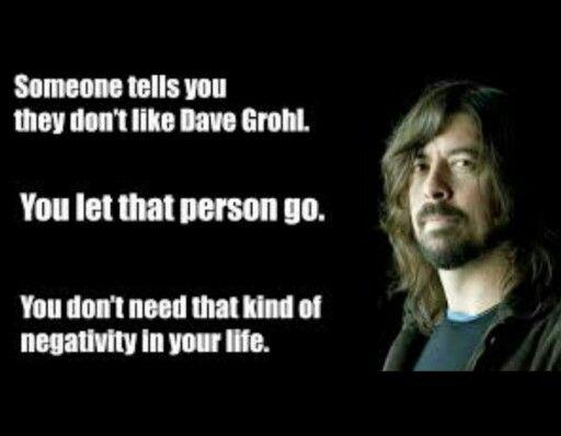 Love Dave!