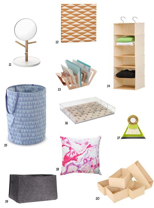 42 best Dorm Decor images on Pinterest | Dorms decor, College life ...